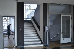 foyer and staircase